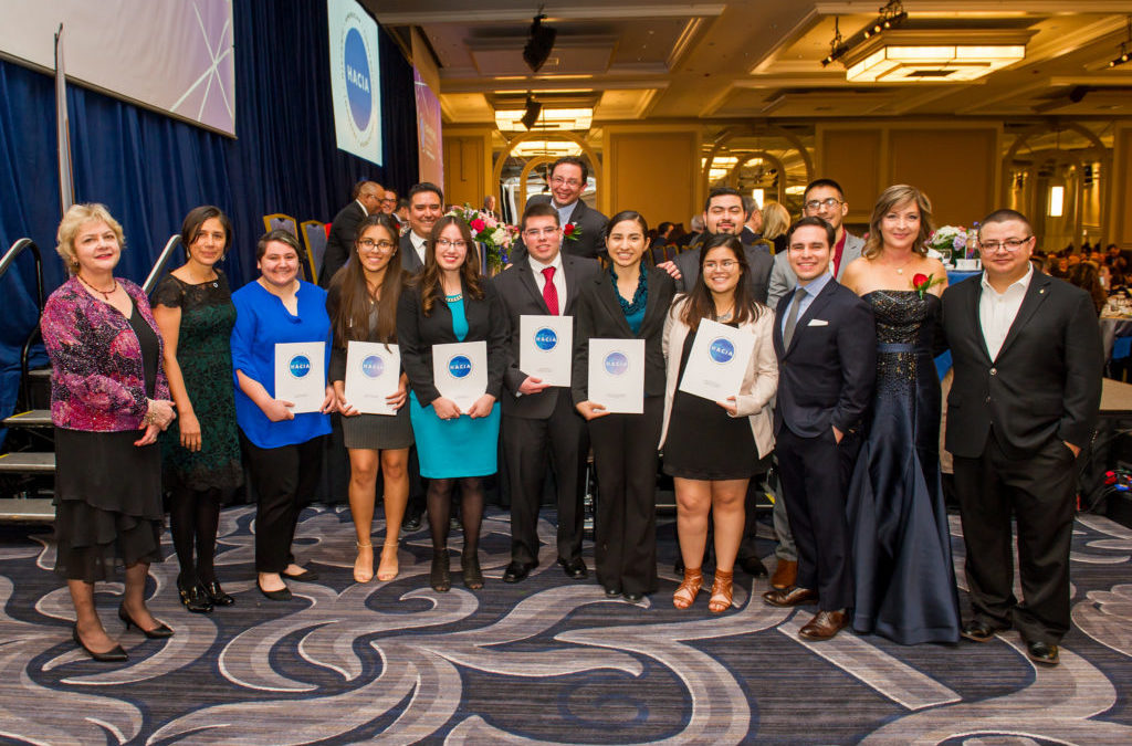 Meet The 2018 HACIA Scholarship Foundation Award Winners