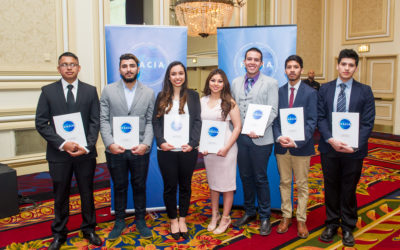 Meet the 2017 HACIA Scholarship & Education Foundation (HACIASEF) Scholarship Recipients